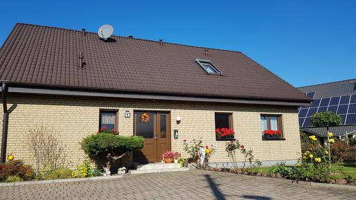 Holiday apartment 876543 for 4 persons in Burkhardswalde