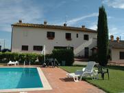 Für 3 Personen: Hübsches Apartment / Ferienwohnung in der Region Pienza