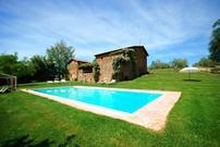 Für 3 Personen: Hübsches Apartment / Ferienwohnung in der Region Castelnuovo Berardenga
