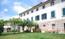 Für 4 Personen: Hübsches Apartment / Ferienwohnung in der Region Castelnuovo Berardenga