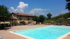 Für 6 Personen: Hübsches Apartment / Ferienwohnung in der Region Serravalle Pistoiese