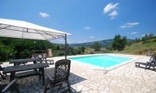 Gemütliches Ferienhaus : Region Serravalle Pistoiese für 15 Personen