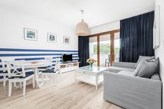 Rekreační byt 879079 pro 5 osoby v Swinemünde