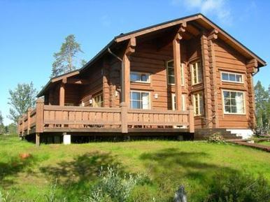 Maison de vacances 879256 pour 8 personnes , Inari