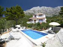 Holiday apartment 880411 for 4 persons in Baska Voda
