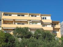 Holiday apartment 881556 for 4 persons in Baska Voda