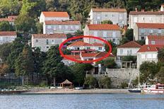 Appartement 881802 voor 4 personen in Korčula