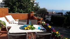 Gemütliches Ferienhaus : Region Diano Marina für 4 Personen