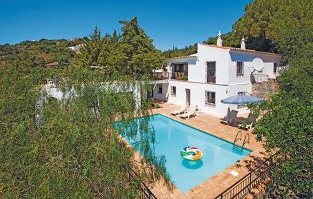 Holiday home 883333 for 8 persons in Santa Barbara de Nexe