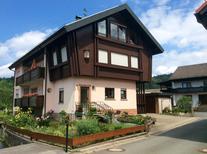Appartement de vacances 883557 pour 3 personnes , Marktrodach