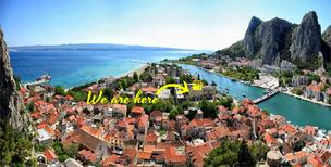 Holiday apartment 884491 for 4 persons in Omiš