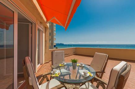 Holiday apartment 885599 for 6 persons in Calpe