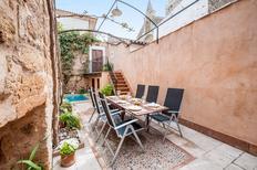Dom wakacyjny 886580 dla 6 dorośli + 1 dziecko w Alcúdia