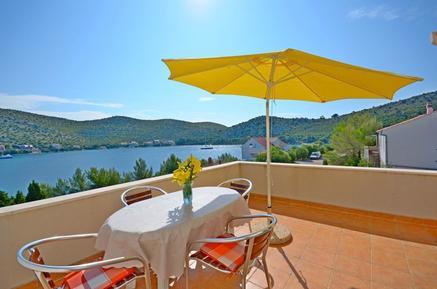 Rekreační byt 886757 pro 4 osoby v Skrivena Luka