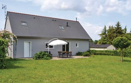 Holiday home 889936 for 6 persons in Brain-sur-Allonnes
