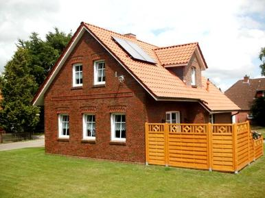 Holiday home 893037 for 5 adults + 2 children in Südbrookmerland