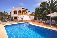 Holiday home 894793 for 4 persons in Jávea