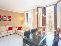 Appartement 897368 voor 5 personen in Barcelona-Eixample