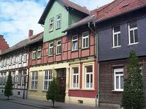 Holiday apartment 898807 for 13 persons in Wernigerode