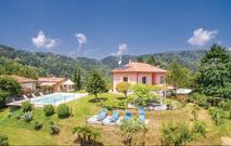 Gemütliches Ferienhaus : Region Pescia für 11 Personen