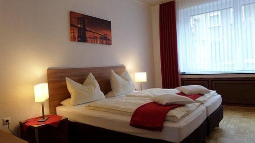 Appartamento 902865 per 4 adulti + 1 bambino in Oberhausen