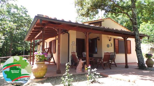 Holiday apartment 903459 for 4 adults + 2 children in Monteverdi Marittimo