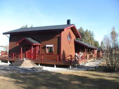 Ferienhaus 905577 für 8 Erwachsene + 1 Kind in Sveg