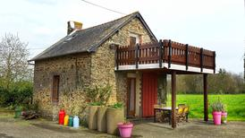 Holiday home 910886 for 2 adults + 2 children in Cuillé