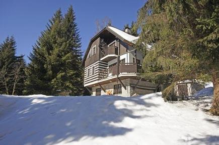 Villa 912701 per 18 adulti + 1 bambino in Harrachov