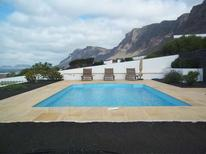 Villa 918325 per 6 persone in Caleta de Famara