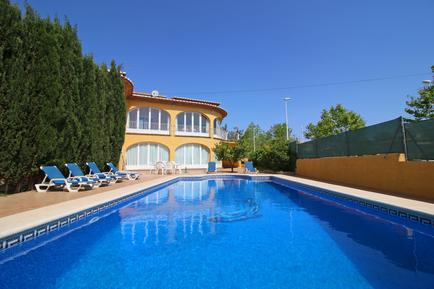 Villa 918818 per 7 persone in Calpe