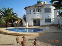 Dom wakacyjny 919092 dla 6 osoby w Moraira