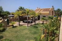 Gemütliches Ferienhaus : Region Cefalù für 8 Personen
