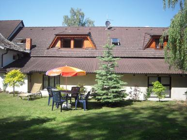 Holiday apartment 921486 for 4 persons in Lhotka u Lochovice
