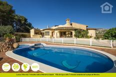 Holiday home 921976 for 10 persons in Moraira