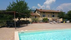 Für 10 Personen: Hübsches Apartment / Ferienwohnung in der Region Serravalle Pistoiese