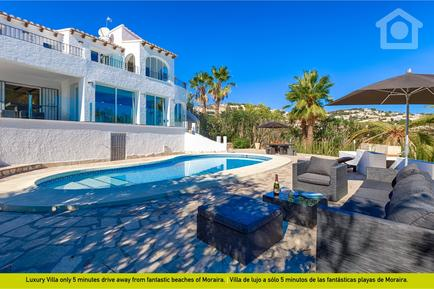 Holiday home 922861 for 10 persons in Moraira