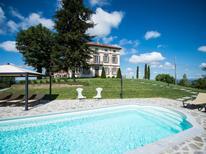 Villa 924698 per 12 persone in Costigliole d'Asti