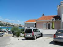 Holiday apartment 928444 for 4 persons in Baška