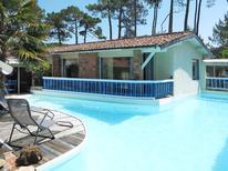 Maison de vacances 932258 pour 6 personnes , Montalivet-les-Bains