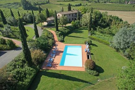 Holiday apartment 932417 for 4 persons in Montaione