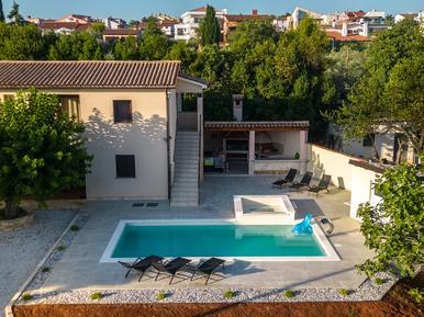 Villa 932741 per 9 persone in Fažana