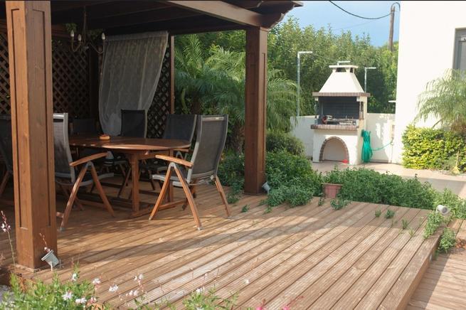 ferienhaus f r 6 erwachsene 1 kind in rhodos stadt. Black Bedroom Furniture Sets. Home Design Ideas