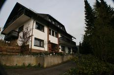 Holiday apartment 933954 for 2 persons in Hallenberg-Braunshausen