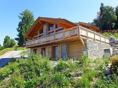 Maison de vacances 935786 pour 9 personnes , Nendaz
