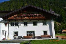 Holiday apartment 936822 for 4 persons in Niederthai