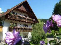 Holiday apartment 936969 for 4 persons in Oberharmersbach