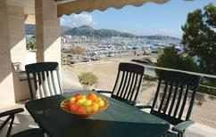 Appartement 937130 voor 6 personen in Port de Pollença