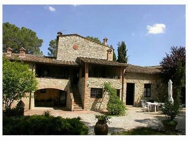 Holiday apartment 937411 for 4 persons in Colle di Val d'Elsa