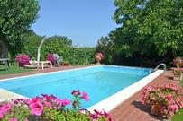 Gemütliches Ferienhaus : Region Montecchio für 4 Personen